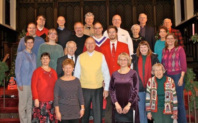 Choir on Ken's Last Day