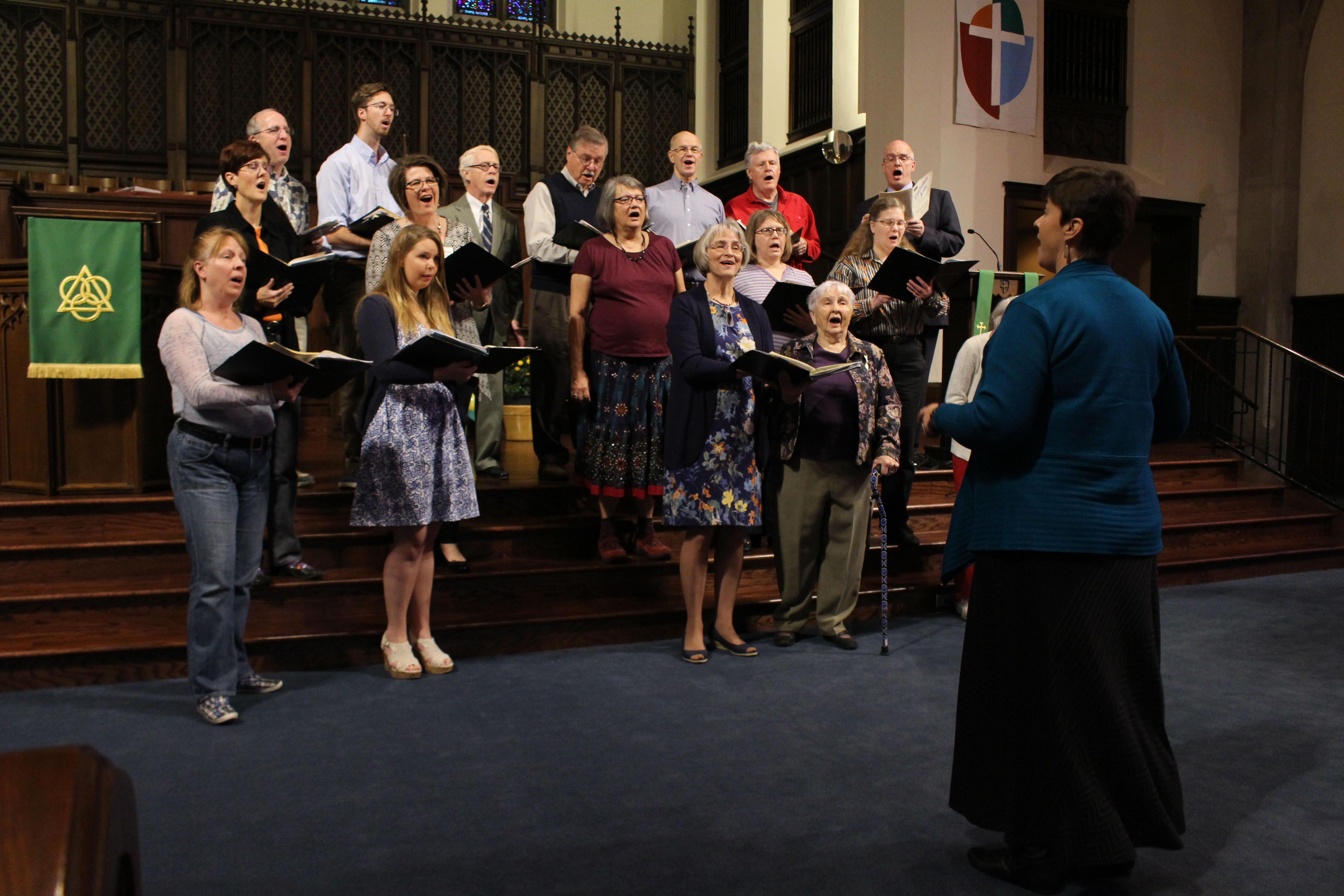 Sundays at FCC - First Central Congregational Church